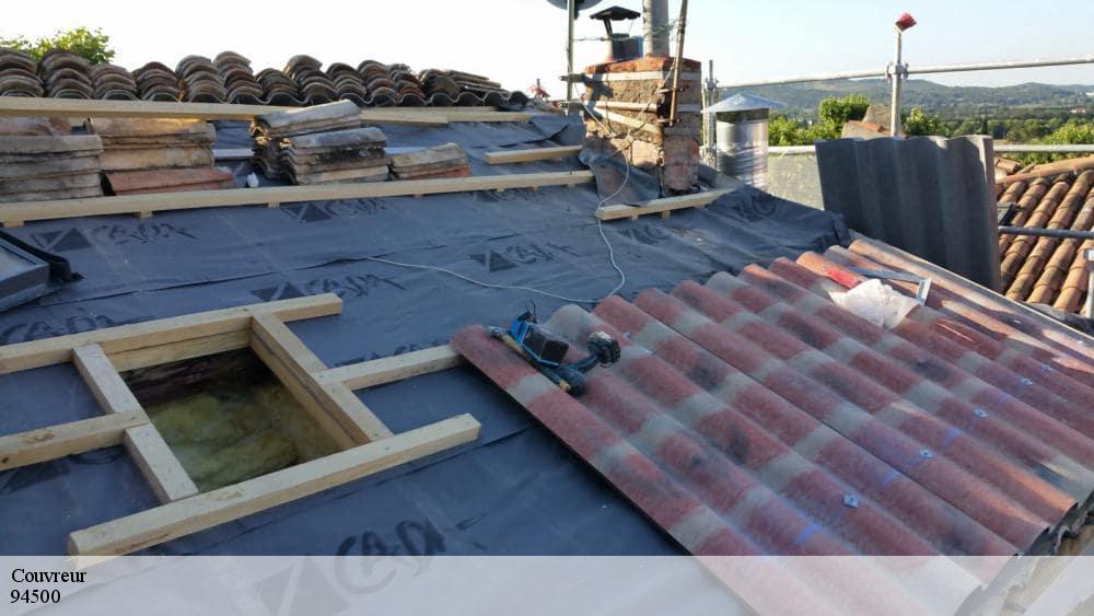 comment refaire sa toiture gratuitement le metier de. Black Bedroom Furniture Sets. Home Design Ideas
